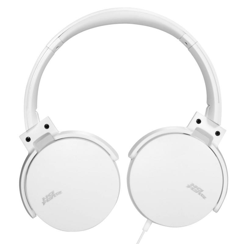 No Fear Core Headphones White