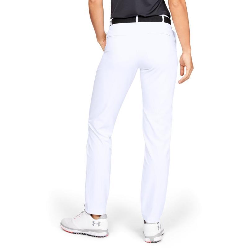 Kalhoty Under Armour Links Pants Ladies White