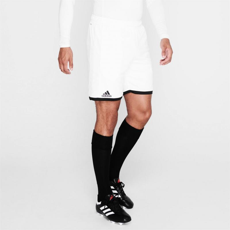 Adidas Mens Tennis Cliamlite Court Shorts White/Black