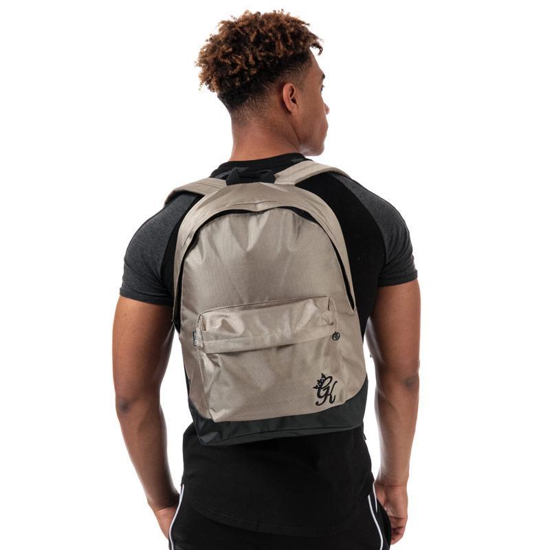 Gym King Sky Backpack Beige
