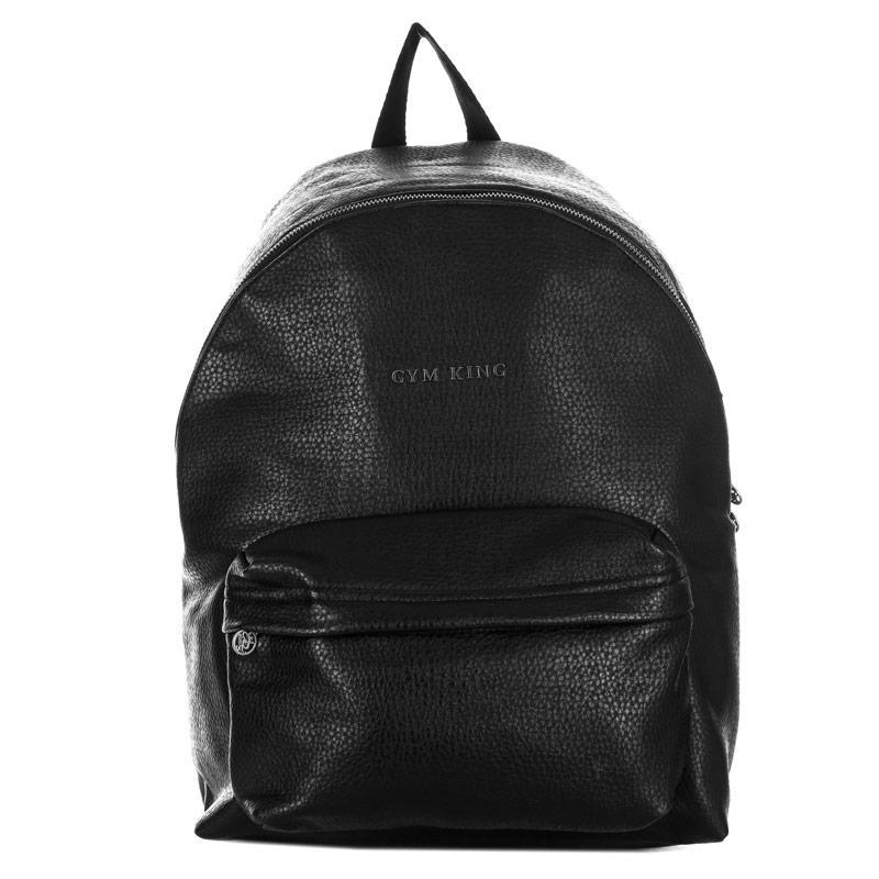 Gym King Switch Tumbled Backpack Black