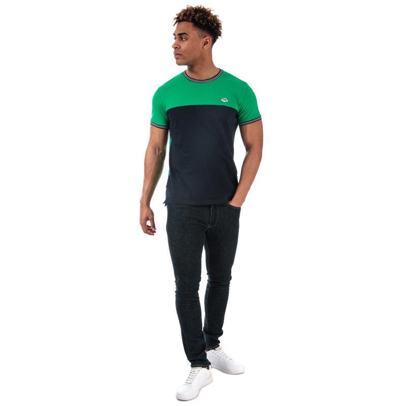 Tričko Le Shark Mens Minet T-Shirt Green