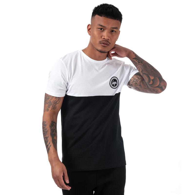 Tričko Hype Men's Bradford T-Shirt White Black