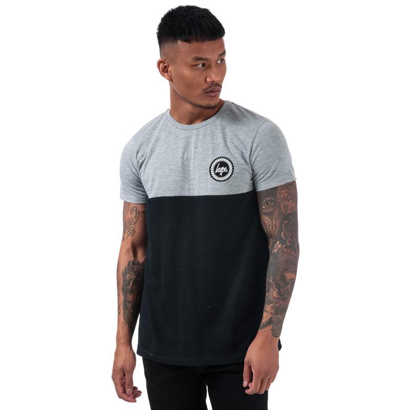Tričko Hype Men's Bradford T-Shirt Grey