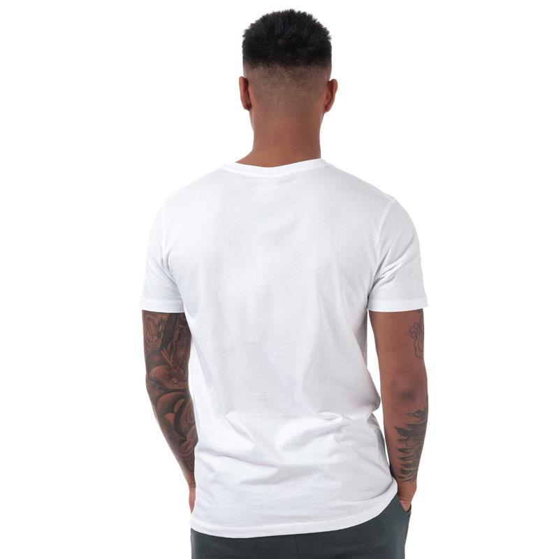 Tričko Hype Men's Foil Script T-Shirt White