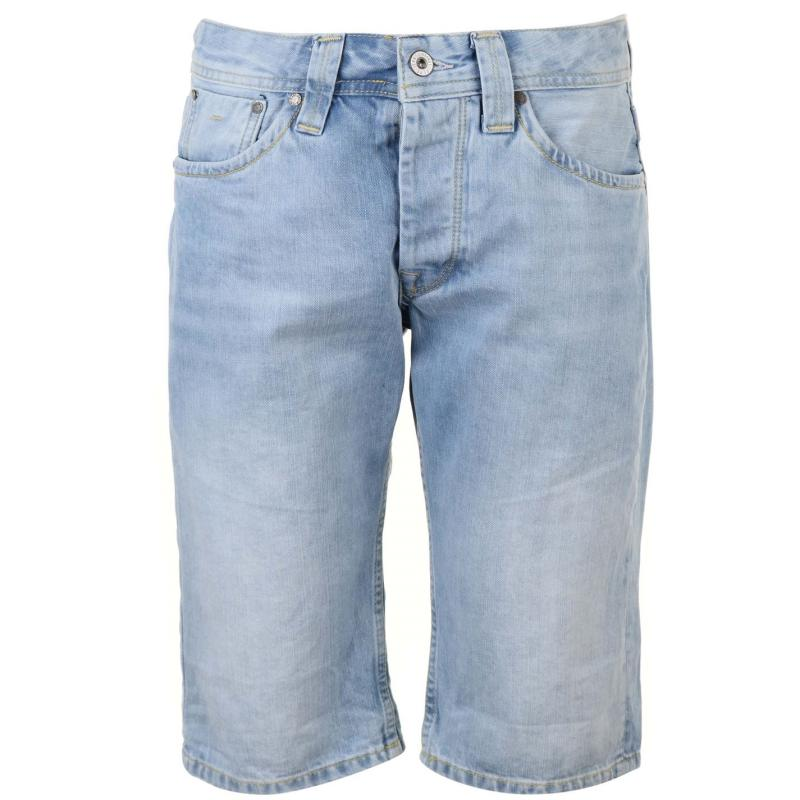 Pepe Jeans Cash Short Sn72 Light Blue