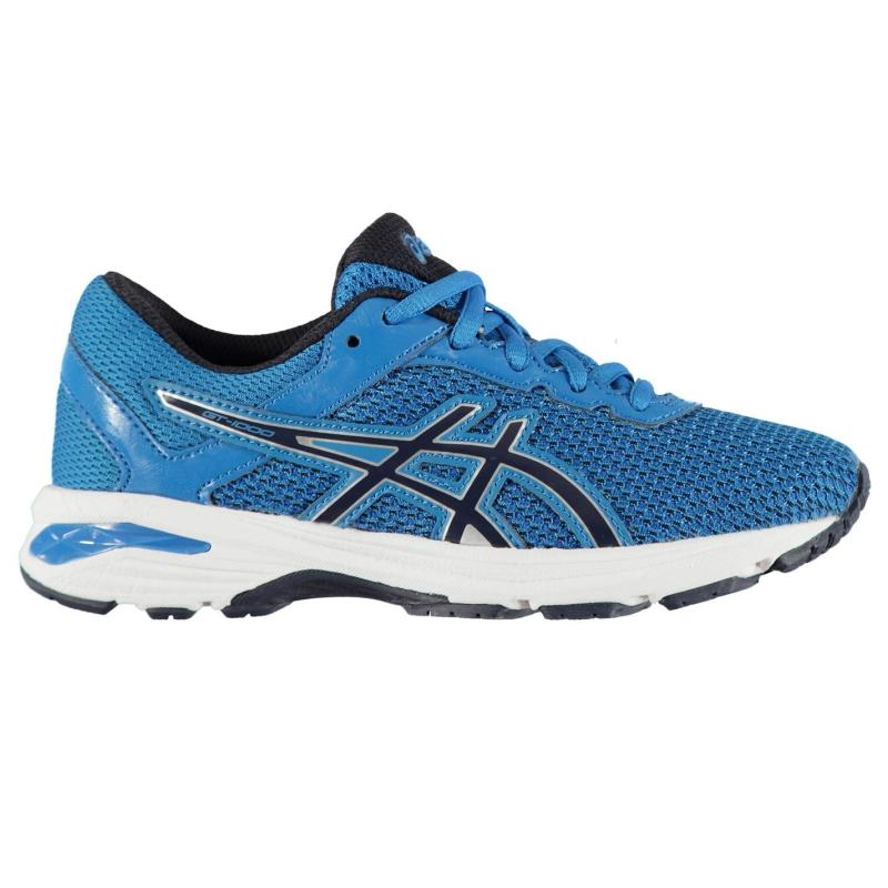 Boty Asics GT 1000 6 Junior Running Shoes Directoire Blue