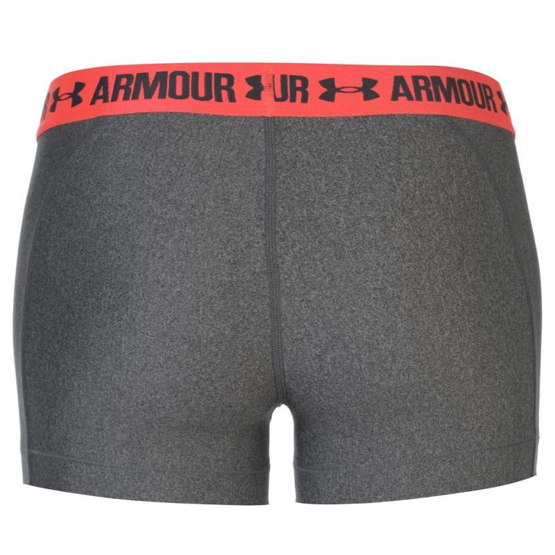 Under Armour Heat Gear Shorts Ladies Multi