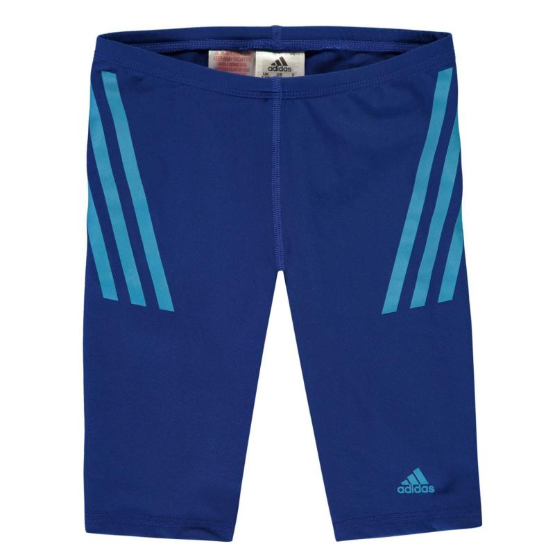 Plavky adidas Pro Jammers Junior Boys Royal