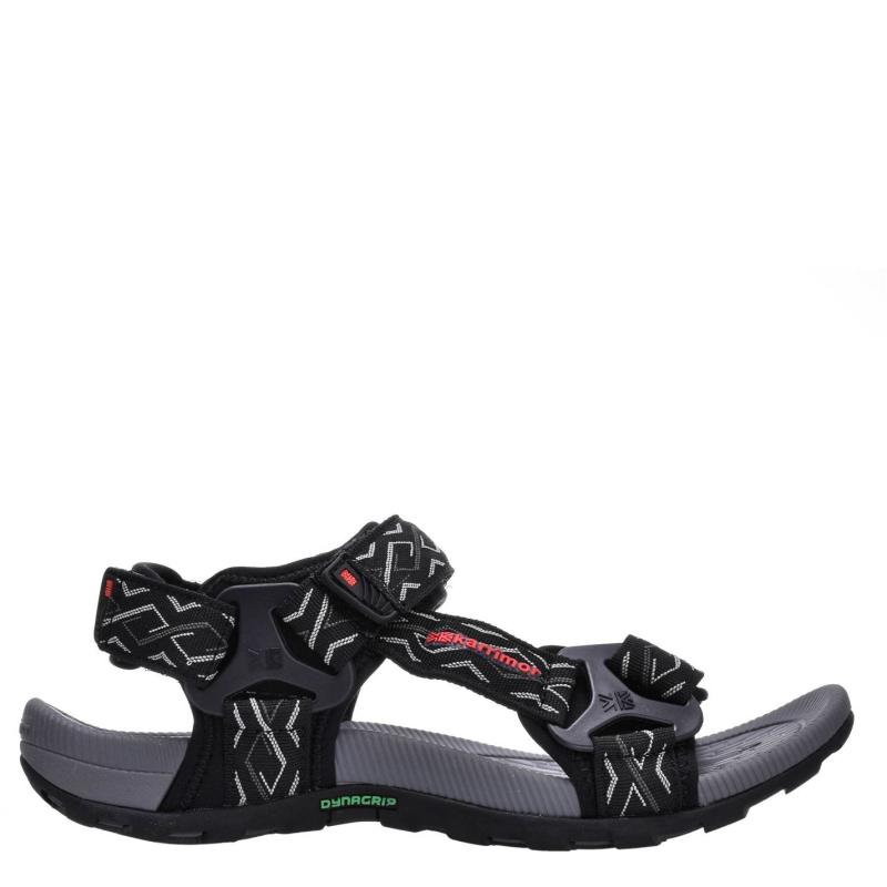 Karrimor Amazon Mens Sandals Black/Charcoal