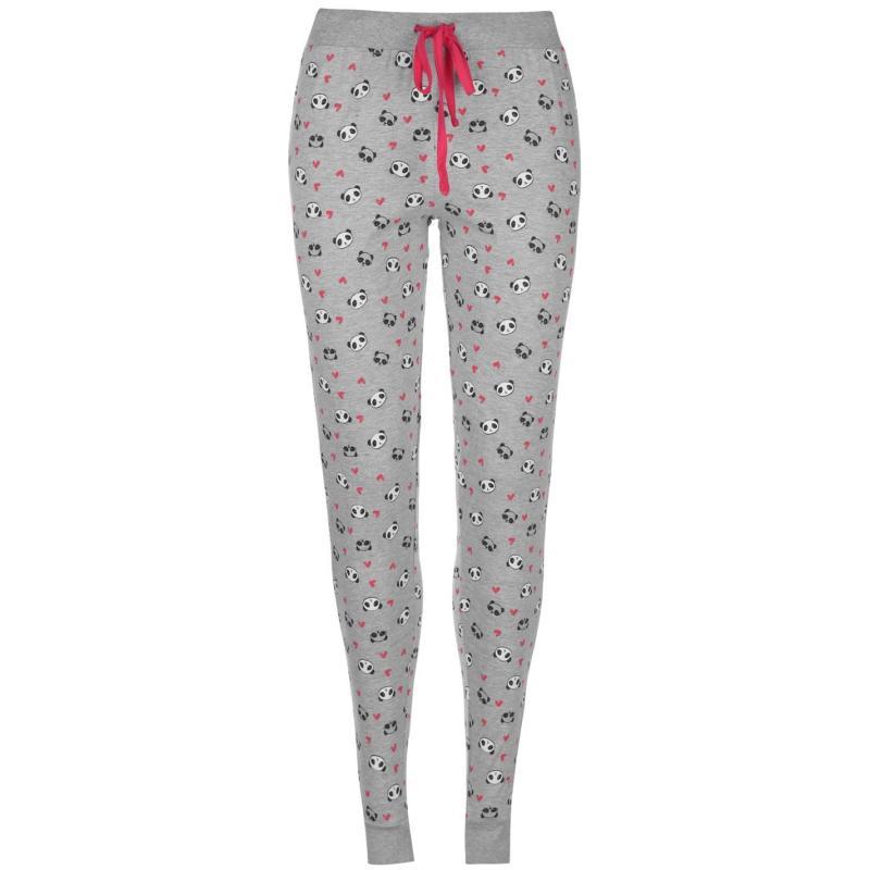 Pyžama Miso Long Sleeve PJ Set Ladies Panda