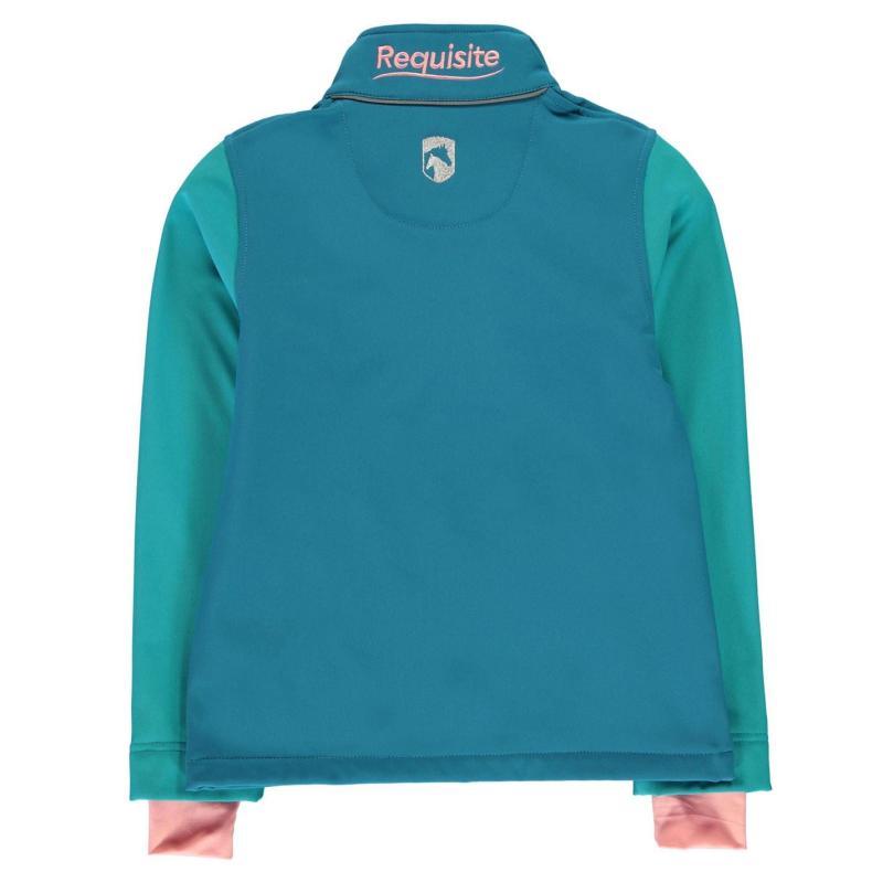 Bunda Requisite Junior Softshell Jacket Navy