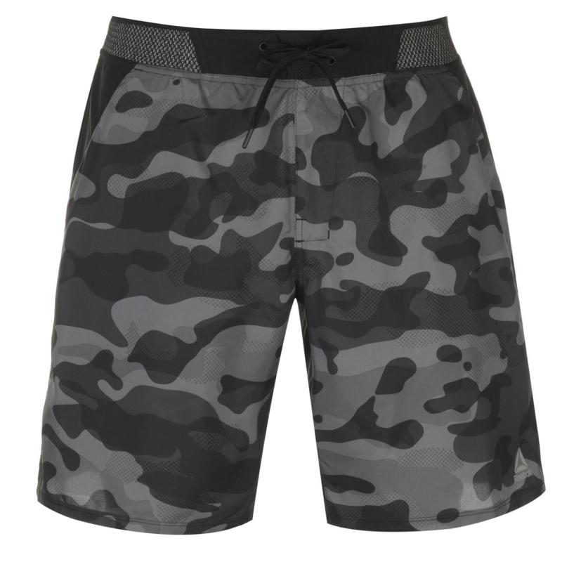 Reebok Epic Lightweight Shorts Mens Cold Grey