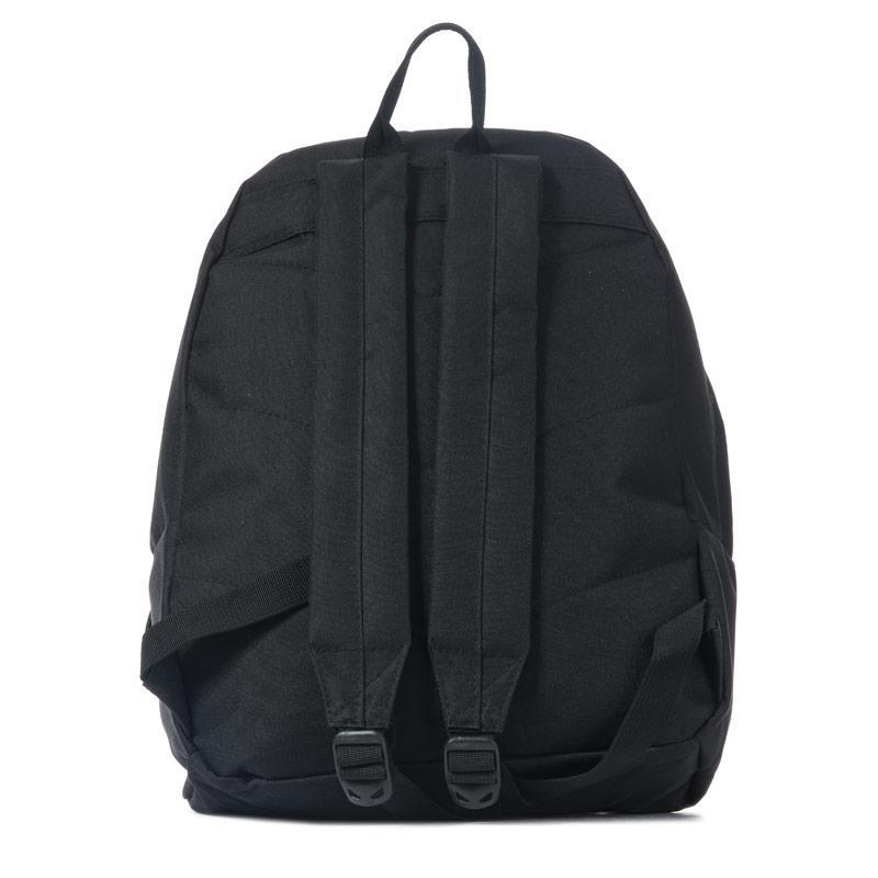 Hype Half Script Backpack Black-White