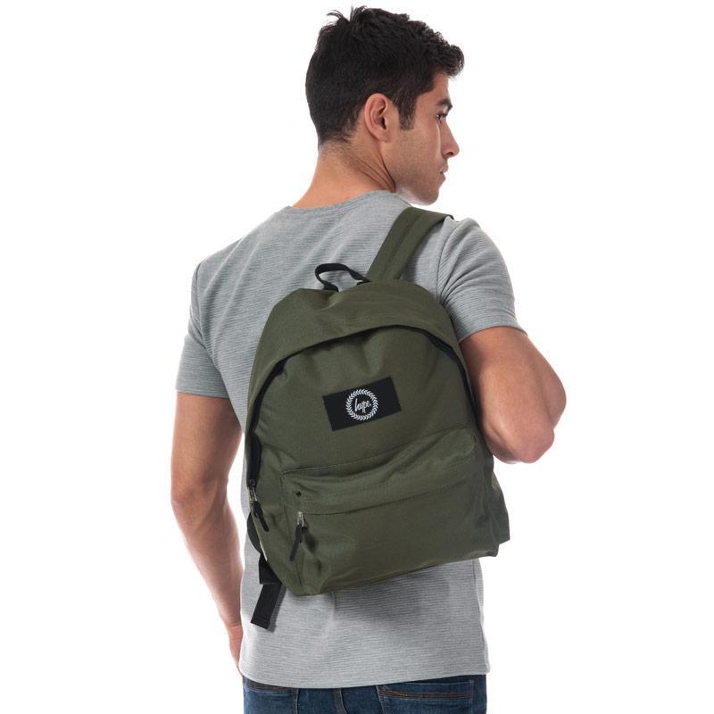 Hype Insignia Backpack Khaki