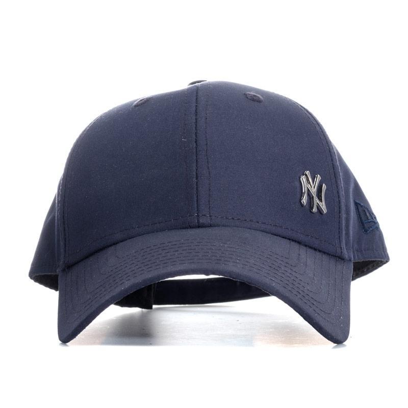 New Era Mens Flawless Logo New York Yankees 9Forty Cap Navy