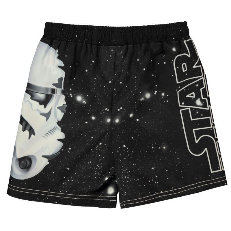 Plavky Character Board Shorts Infant Boys Star Wars