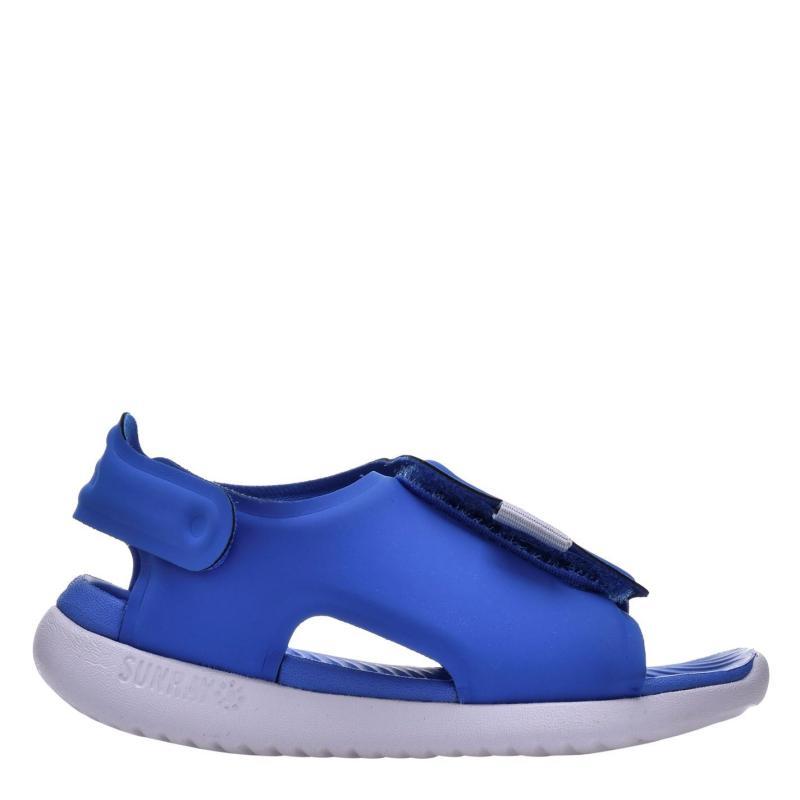 Boty Nike Sunray Adjust Infant Sandals Royal/Grey