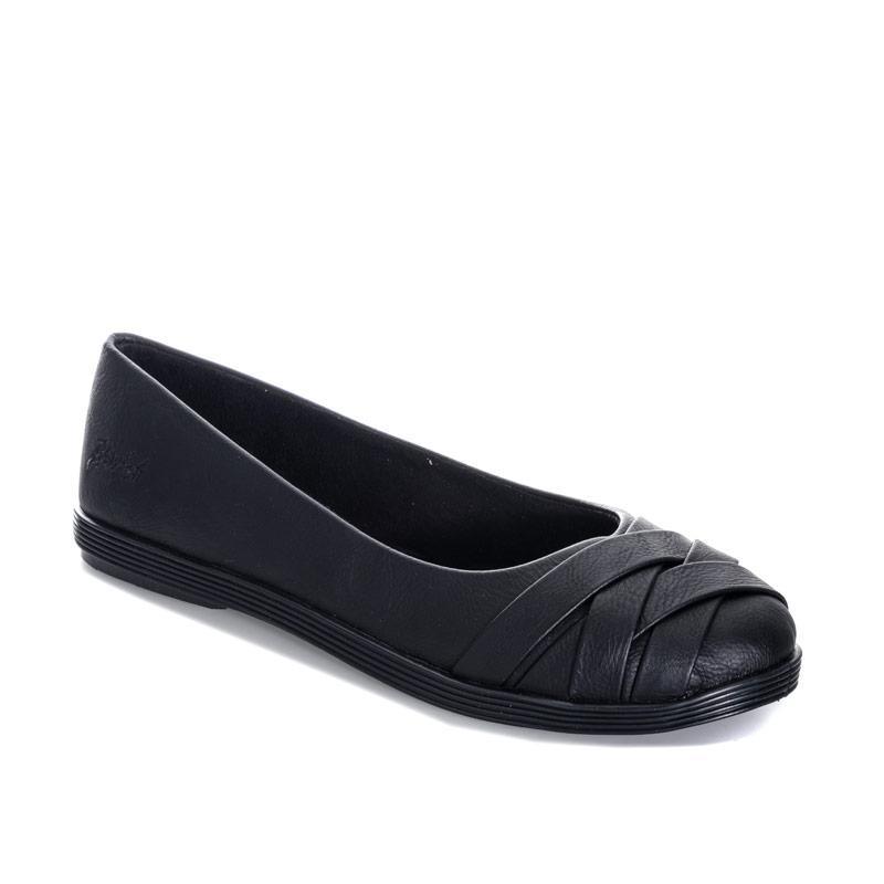 Blowfish Malibu Womens Gabia Ballet Shoes Black