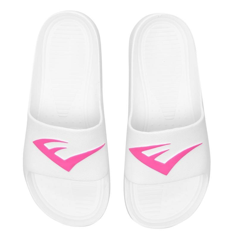 Boty Everlast Ladies Sliders White/Pink