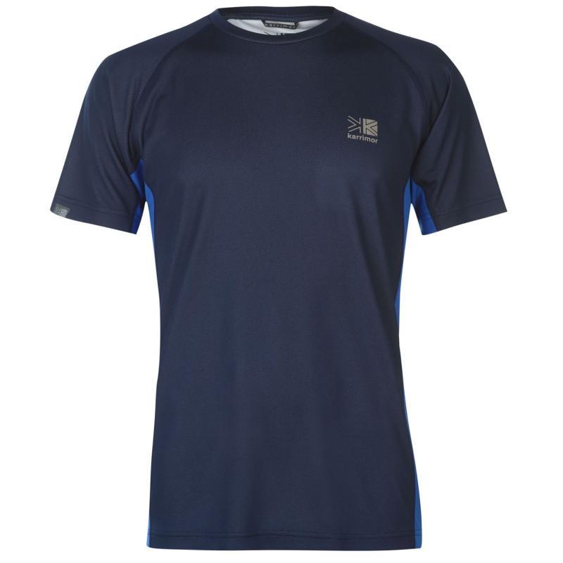 Karrimor Aspen Technical T Shirt Mens Oxford Navy