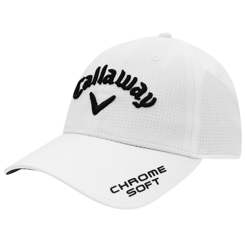 Callaway Performance Golf Baseball Cap Juniors White