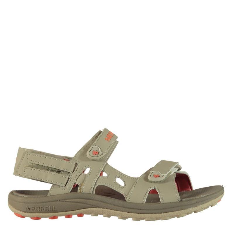 Merrell Cedrus Ladies Sandals Aluminium