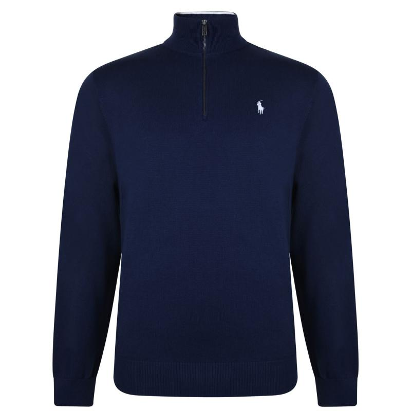 Polo Ralph Lauren Knit Sweatshirt French Navy