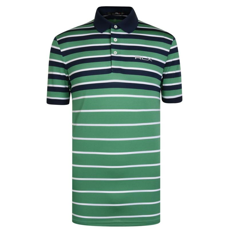Polo Ralph Lauren Polo Shirt Green/Navy/Wht