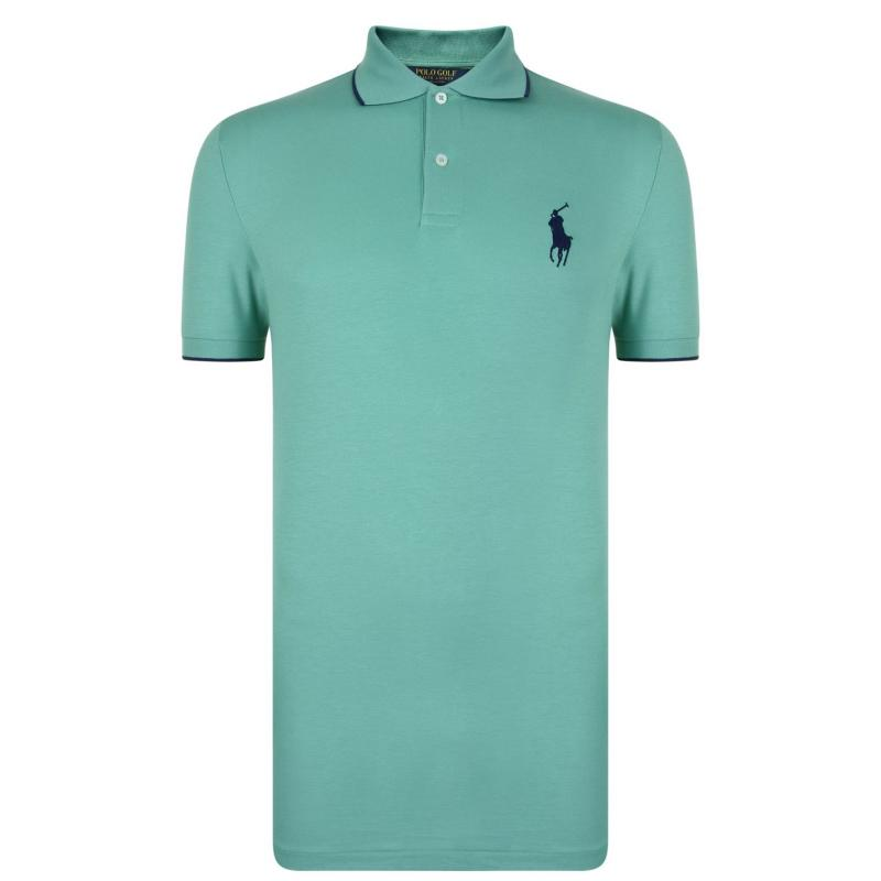 Polo Ralph Lauren Wick Polo Shirt Raft Green