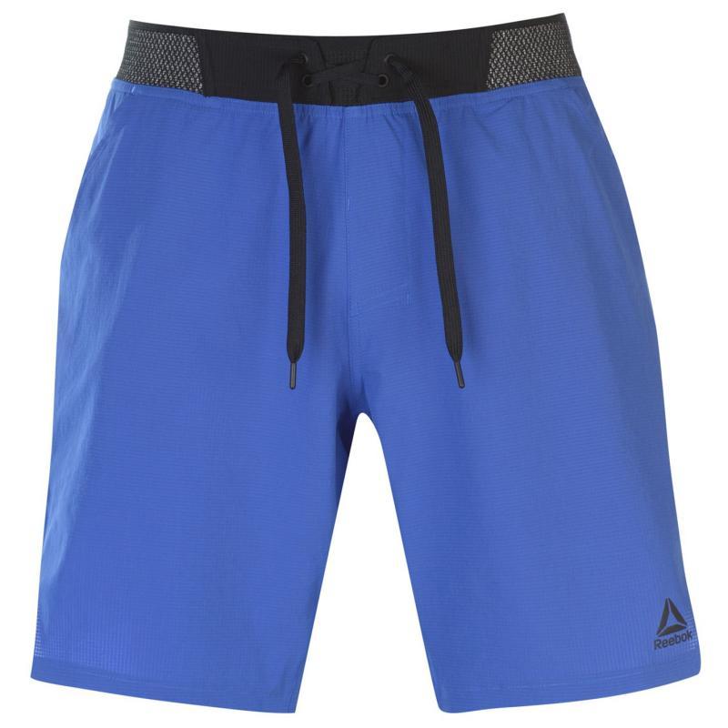 Reebok Epic Knit Shorts Mens Crushed Cobalt