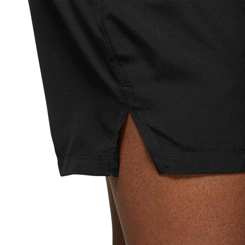 Asics 5 Inch Running Shorts Mens Black