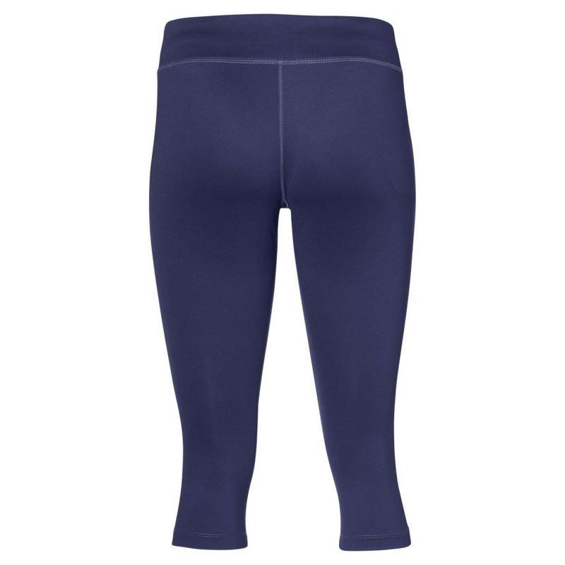 Asics Core Runi Capris Ladies Indigo Blue