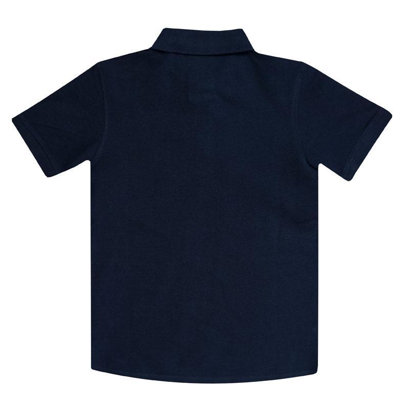 Tričko Luke 1977 Junior Boys Wiliams Polo Shirt Navy