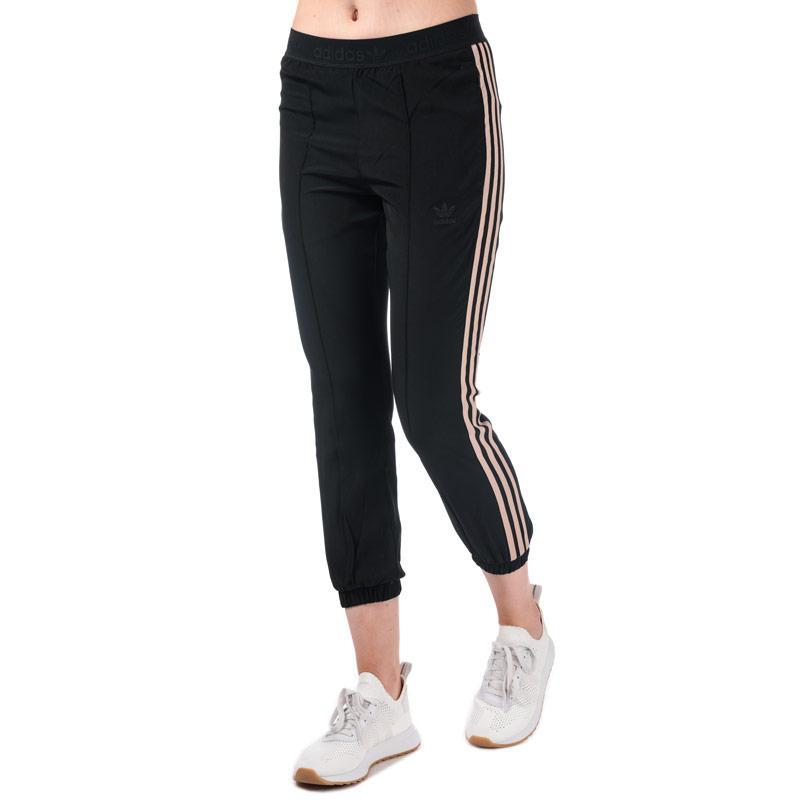 Sportovní kalhoty Adidas Originals Womens AA-42 Track Pants Black