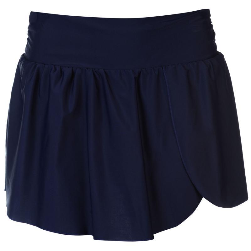 Full Circle Swim Skirt Ladies Navy