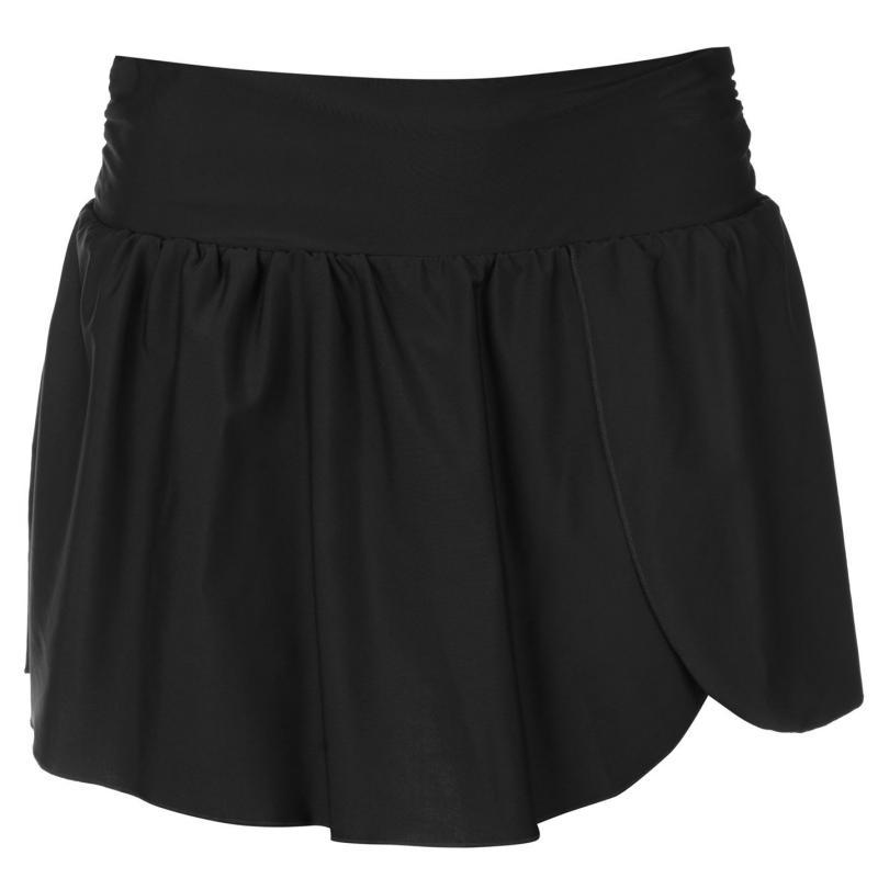 Full Circle Swim Skirt Ladies Black