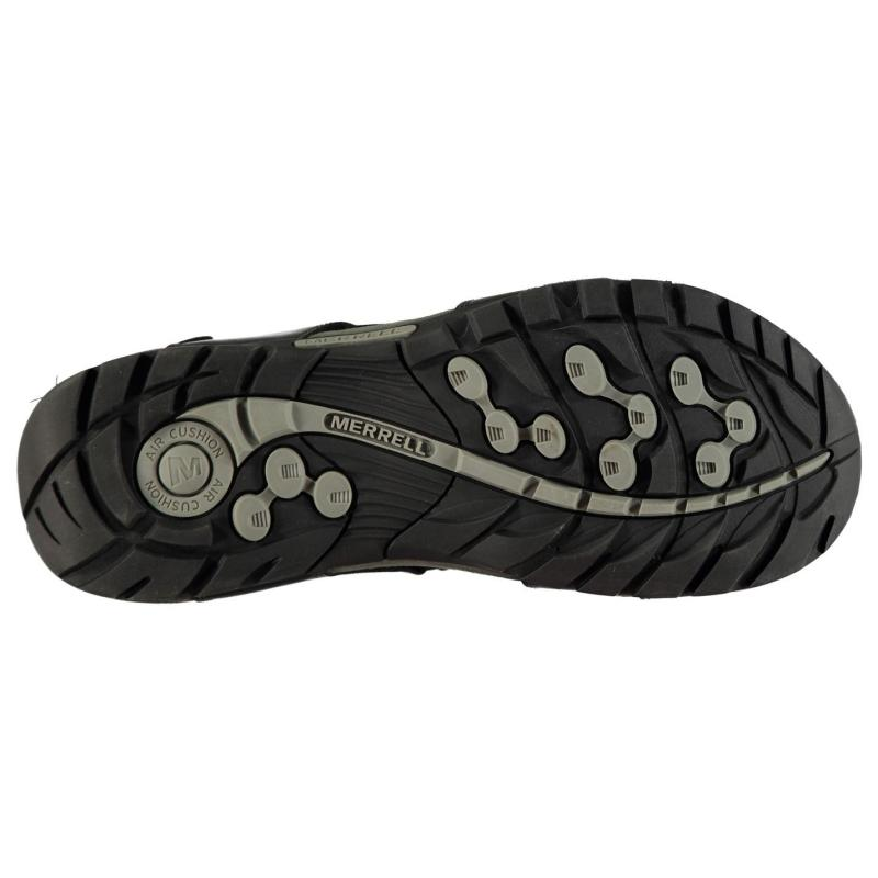 Merrell Sandspur Mens Sandals Black