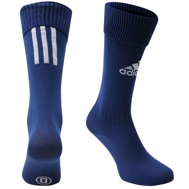 Adidas Santos Socks Childrens Navy/White