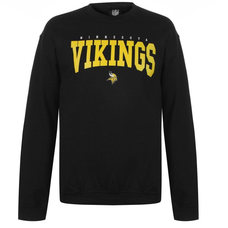 Mikina NFL Logo Crew Sweatshirt Mens Dolphins