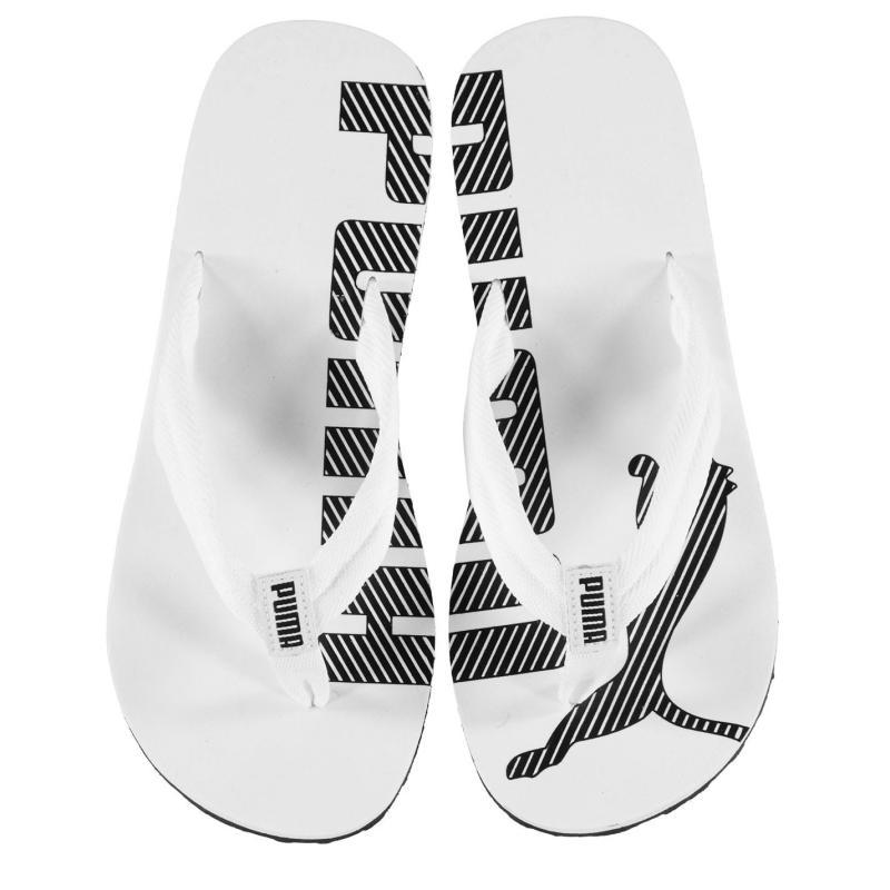 Obuv Puma Epic V2 Flip Flops WHITE/BLACK