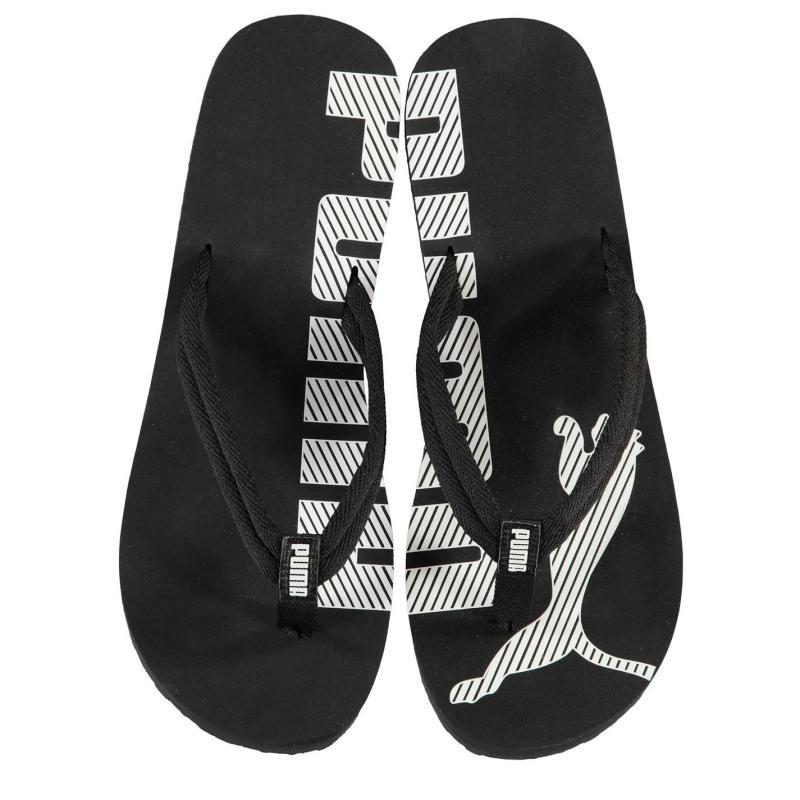 Boty Puma Epic V2 Flip Flops Black/White