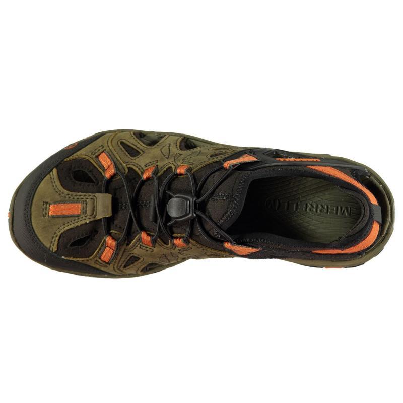Merrell All Out Blaze Sieve Mens Sandals Light Brown