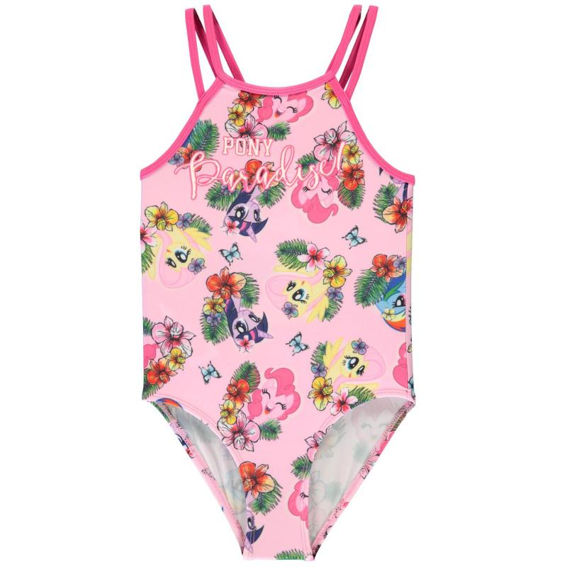 Character Swimsuit Girls MLP Suit