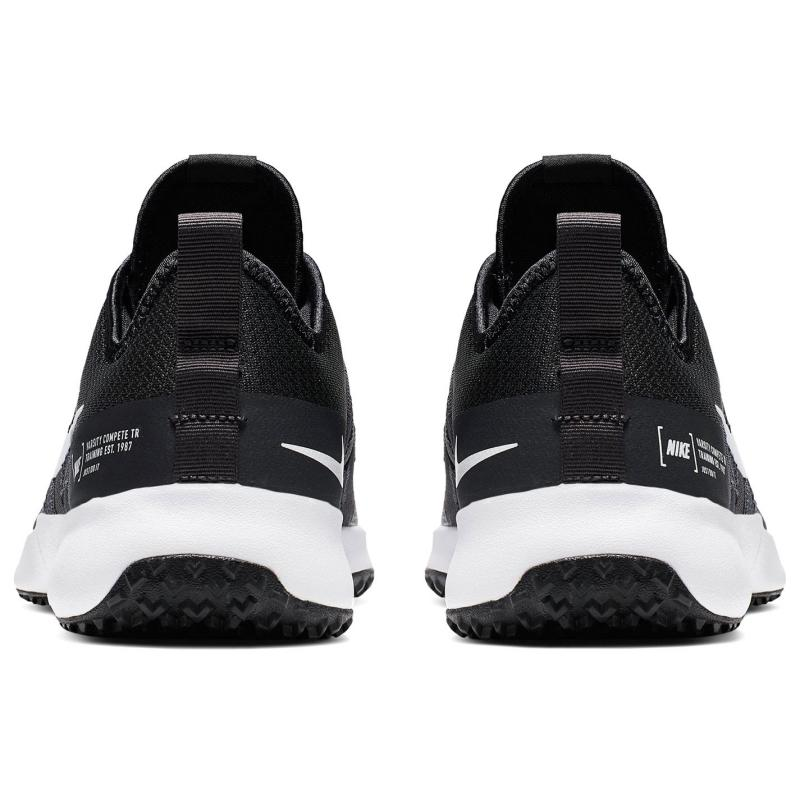 Nike Varsity Compete TR 3 Men's Training Shoe LT SMOKE GREY/WHITE-BLACK