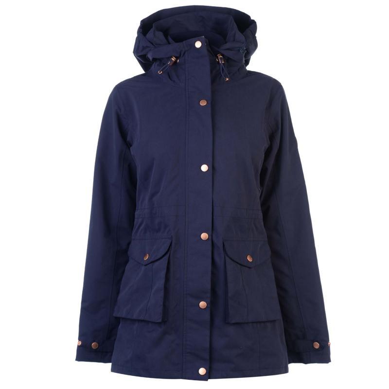 Gelert Heritage Jacket Ladies Gelert Navy