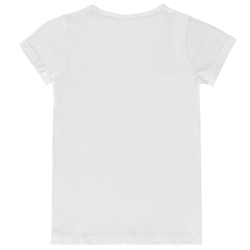 Hot Tuna T Shirt Junior Girls White
