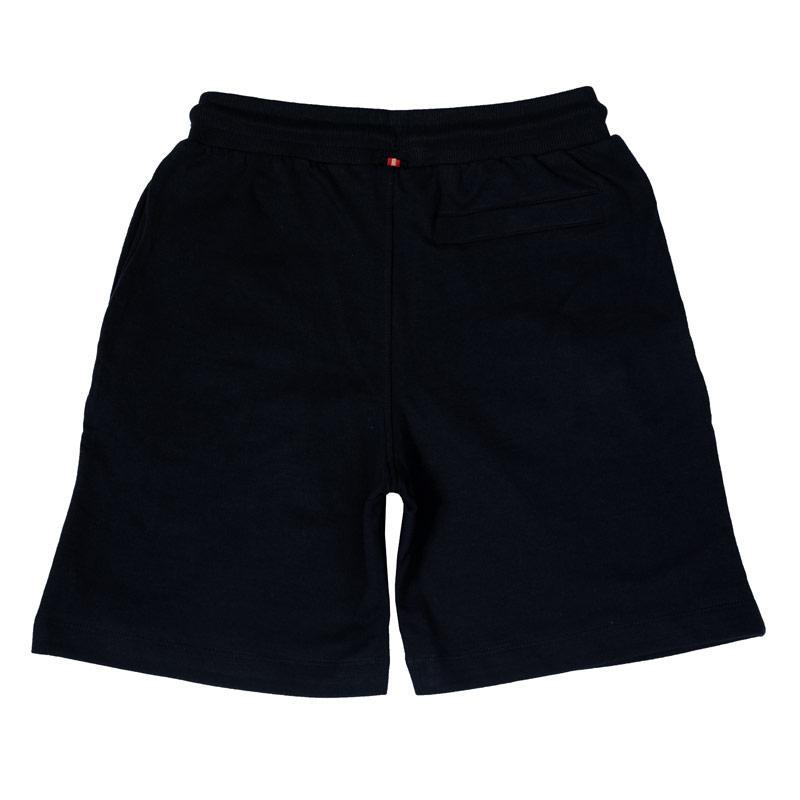 Tričko Luke 1977 Infant Boys Get Shorty Shorts Navy