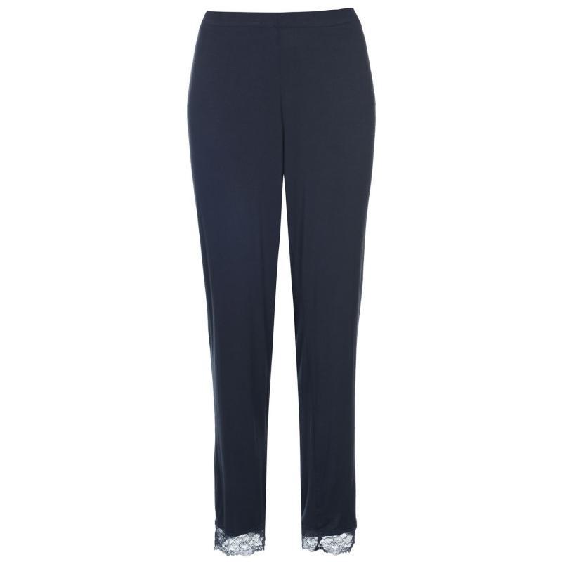 Pyžama Biba Lace trim straight trouser