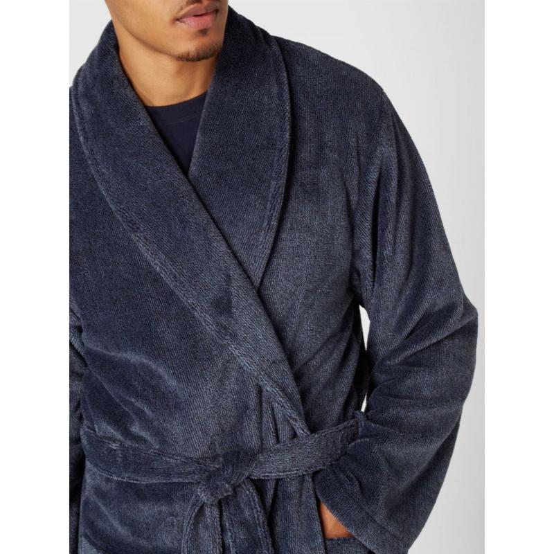 Pyžamo Howick Fleece Dressing Gown